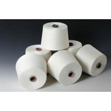 100% coton à bout ouvert pour le tissage et le tricotage