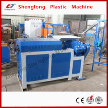 Recycling Maschine mit PP, PE Materail