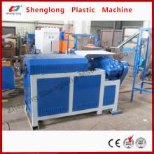 Machine de recyclage avec PP, PE Materail