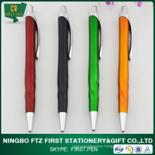 Plastic Printed Promo Pens With Fluent Writing