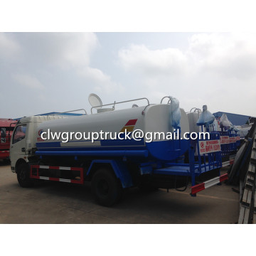 CLW GROUP TRUCK DONGFENG 5CBM Tangki Air Air