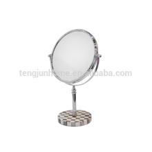 Декоративное зеркало нового дизайна с корпусом пера