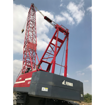 Grue sur chenilles de machines de construction FUWA