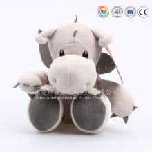 Fashion cute plush stuff toys dragon made in china