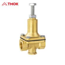 Pressure reducing Pilot valve relief valve brass