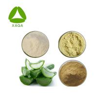Matérias-primas cosméticas em pó de Aloe Vera liofilizado