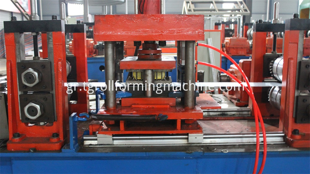 ACabinet Frame Roll Forming Machine