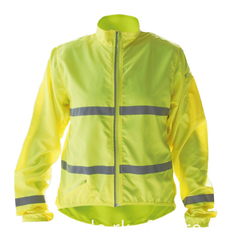 Female Road Runner Jacket