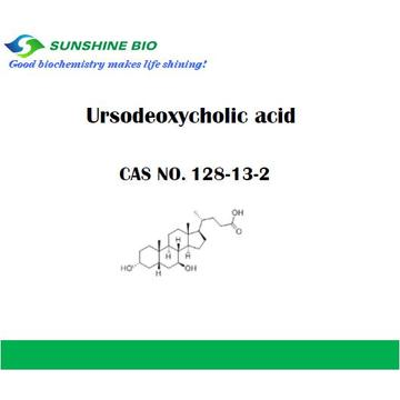 Ursodeoxycholic acid CAS NO 128-13-2
