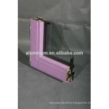 wooden aluminium frames