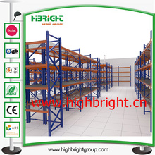 Estante certificado para almacenamiento de alta resistencia con estante de alambre