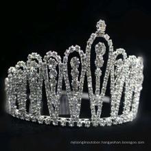 New Plastic Fairy Blinking Metallic Princess Tiaras and Crowns