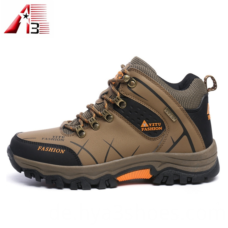 Custom Popular Fashion Waterproof Boots For Men
