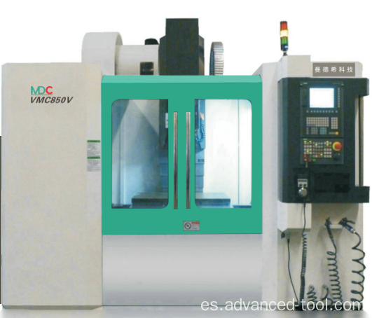 CNC Machining Center Equipo