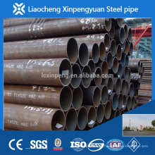 Ms tubo de aço sem costura tubo de aço