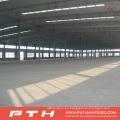 Taller estructural de acero prefabricado de la fabricación de China