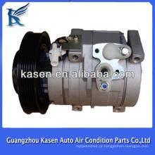 Hight qualidade 6pk 12v toyota altis compressor