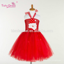 Filles Tutu Robe Tulle Fée Princesse Robe rouge Cosplay Halloween Party Costume Enfants Belle Fée Robes