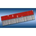 High Quality Fe Adhesive Weights 3M 5g/10gX4