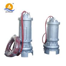 vertical submersible sewage pump