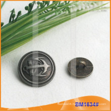 Zinc Alloy Button&Metal Button&Metal Sewing Button BM1634
