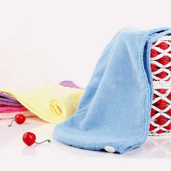 kids hair towel