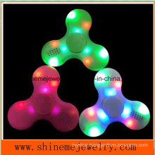 Shineme Hot-Selling Bluetooth and Light up Fidget Spinner Hand Spinner Smfh071