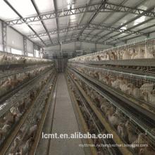 Сертификация ISO полностью автоматическое оборудование специального клетка цыпленка слоя