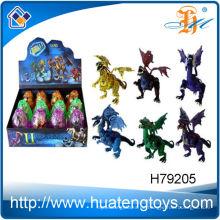 2014 Neues Ankunftsförderungsgeschenk für Kinder, die Ei zum Dinosaurierspielwaren für Verkauf auflösen