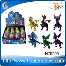 2014 Новый подарок промотирования прибытия для малышей растворяя яичко к игрушкам динозавра для сбывания