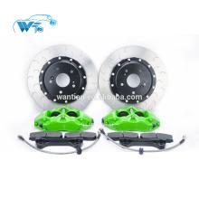 Hochleistungs-Bremsscheibe 370 * 36MM Autoteile für AP8520 rote Messschieber passen für viele Automodellbremskits