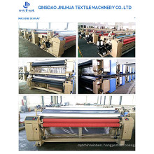 latest Model Polyester Fabric Making Automatic Water Jet Loom