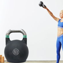 Flessibilità Training Steel Competition Kettlebell