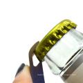 Портативная открывалка для бутылок из титана EDC со шнурком для ключей