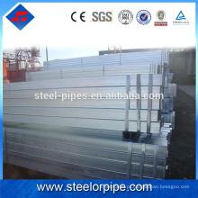Hot vendendo itens de zinco de alta revestimento galvanizado tubo de aço