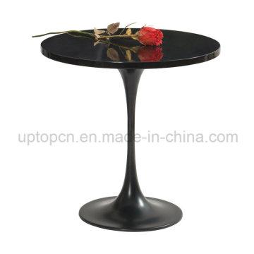 Черный металл Живопись Тюльпан стол для приемной (СП-GT391)