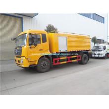 Veículo para águas residuais de sucção padrão das emissões do Euro 3