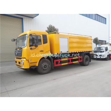 Euro 3 Emisi Standar Suction Sewage Vehicle
