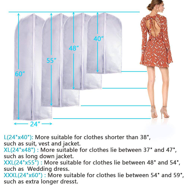 Plastic Garment Bag