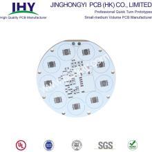 1-слойная алюминиевая плата для светодиодного освещения