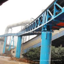 Rohrfördersystem / Rohrförderer für Stahlwerk