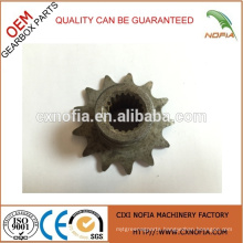 Agricultural Machinery Transmission Gear Parts For KUBOTA