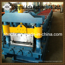 Hidden Roof Sheet Roll Forming Machine with Pre-Cutting (AF-R360)