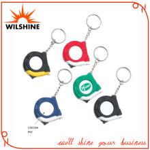 Popular Retractable Mini Tape Measure with Key Chain (MT185S)
