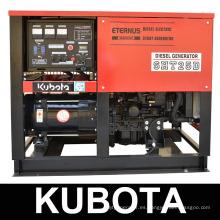 Conjunto generador con motor Kubota (ATS1080)