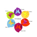 Tampas de copo de silicone criativo