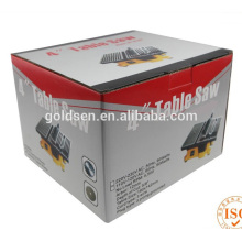 """100mm 4"""" 90W Hobby Craft Power Mini Precision Bench Saw Electric Portable Jewelers Mini Table Saw"""