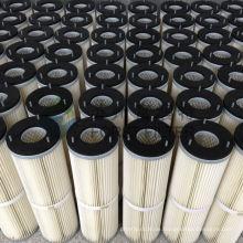 FORST Polyester Material gefalteter Beutel Luftfilter Hersteller
