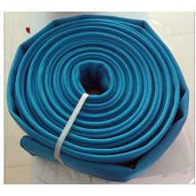 PU Colour Fire Hose With Fittings