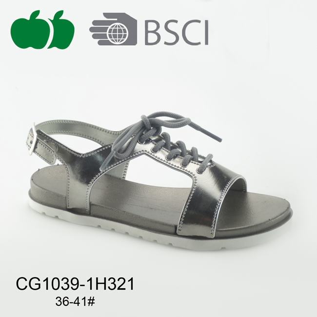 Hot Sell Fashion Ladies Casual Sandal